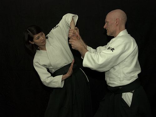 Katatedori aihanmi – Sankyo